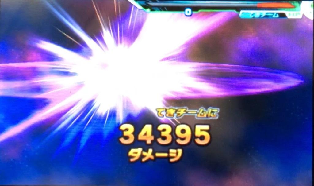 神次元の戦いユニットの破壊力